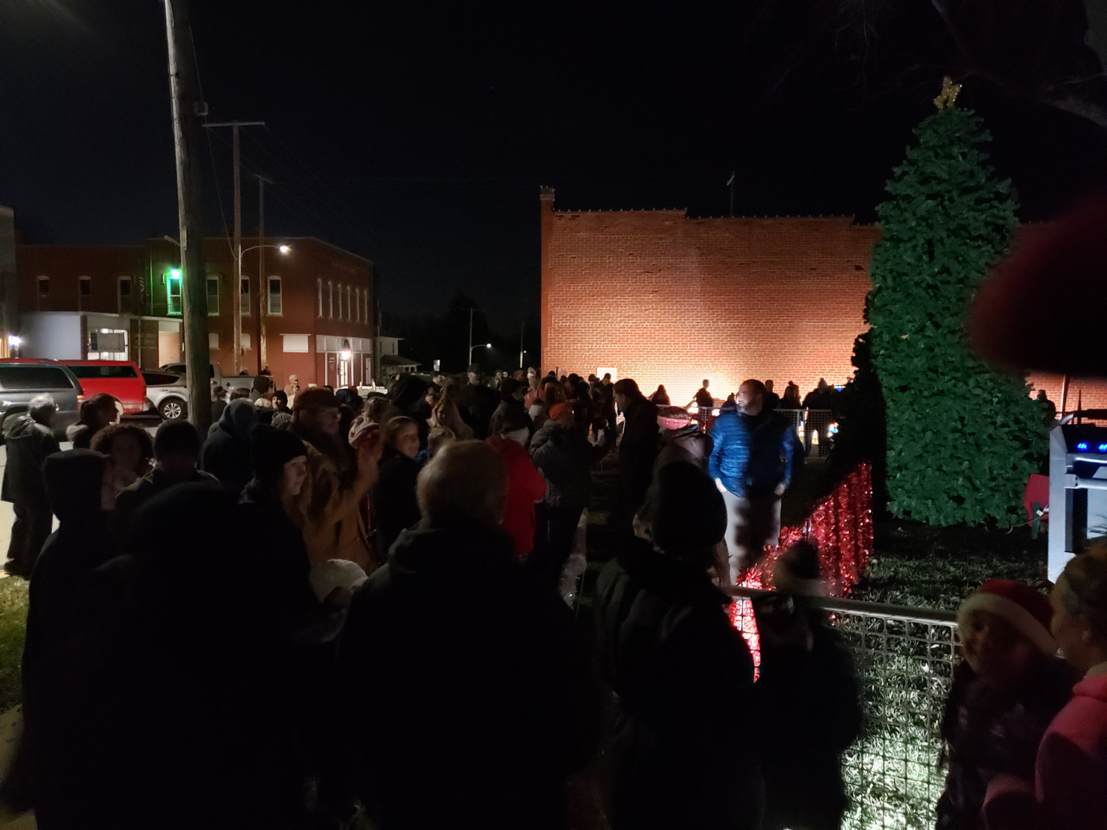 Mayor's Christmas Tree Lighting